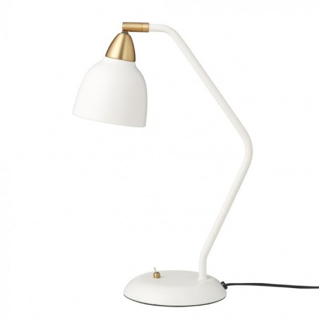 Superliving Bordlampe, Urban 345, Mat Whisper White