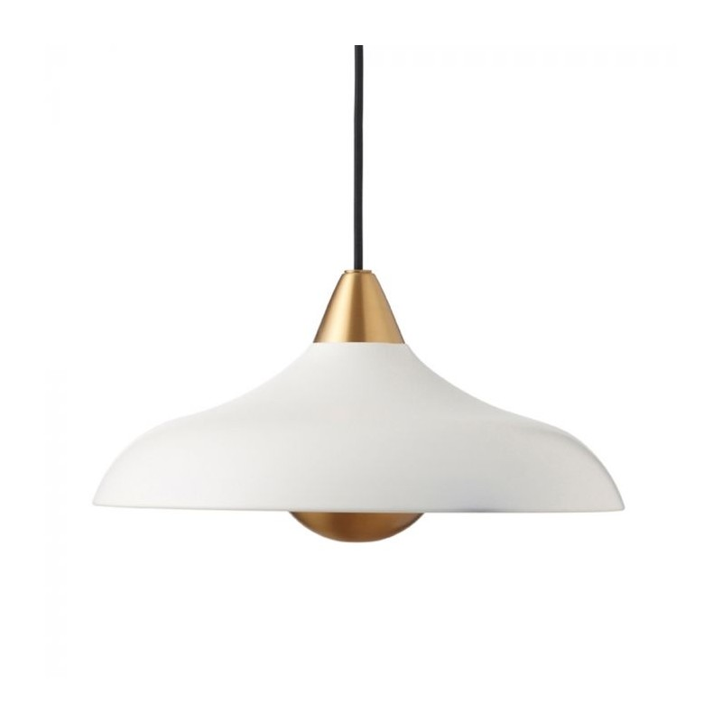 Image of   Superliving Lampe, Urban Wide, Mat Whisper White