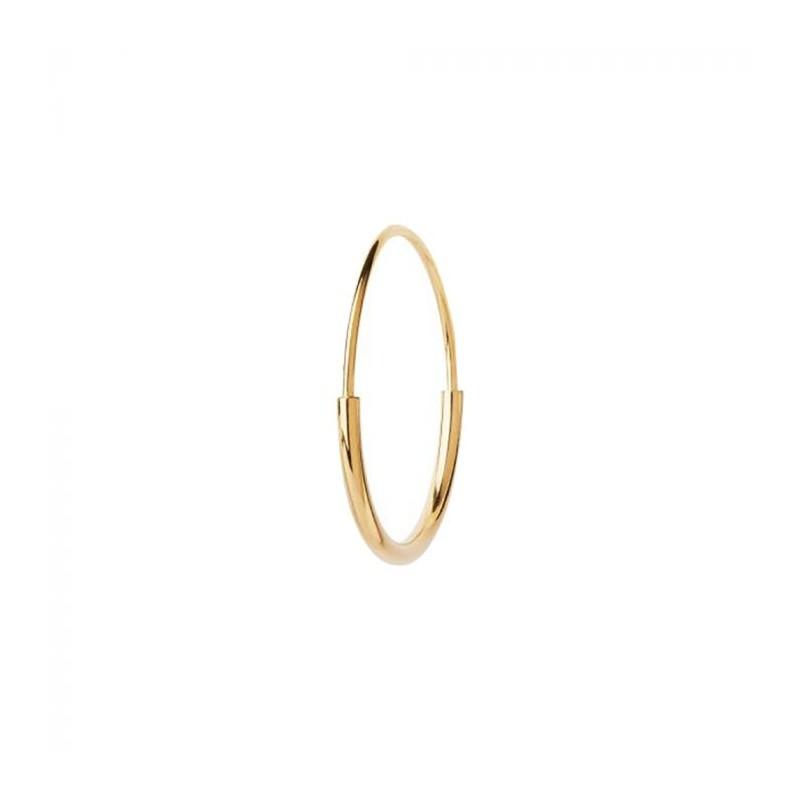Maria black ørering, delicate 26, guld fra maria black på superlove