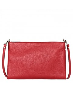 Decadent Taske, Jayla Small Flat Cross Body, Scarlet Red