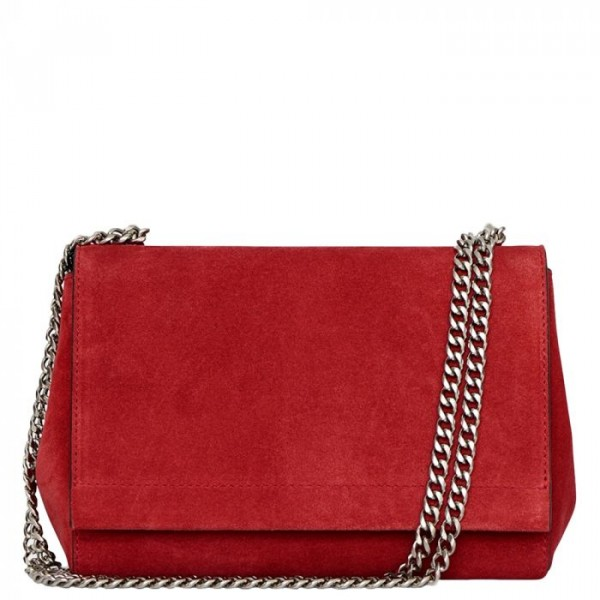 Image of   Decadent Taske, Madelyn Small Bag, Scarlet Red