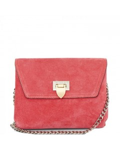 Decadent Taske, Cleva Small Pouch, Suede Blossom
