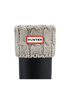 Hunter Sokker, Six-Stitch Cable, Grå