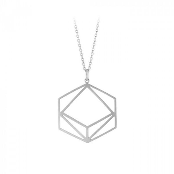 pernille corydon – Pernille corydon halskæde, icon, sølv fra superlove