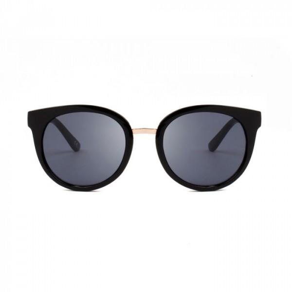 a. kjærbede – A. kjærbede solbriller, gray, sort fra superlove