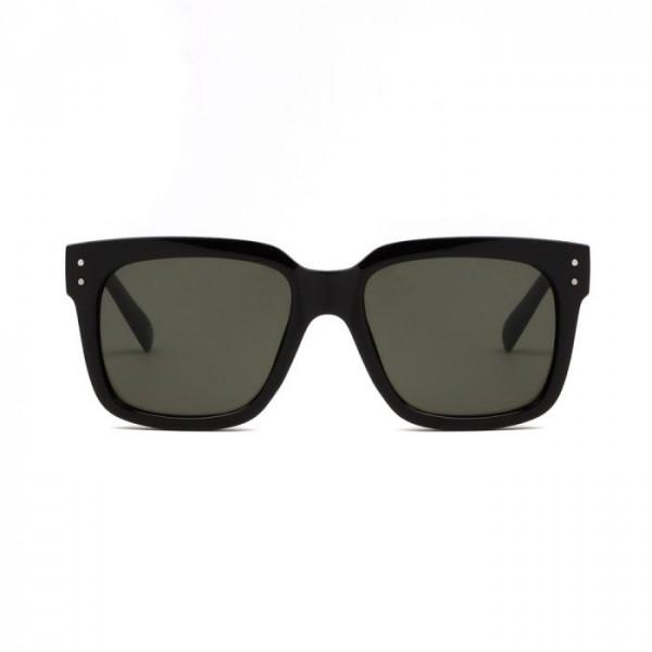 A. Kjærbede Solbriller, Fancy, Sort