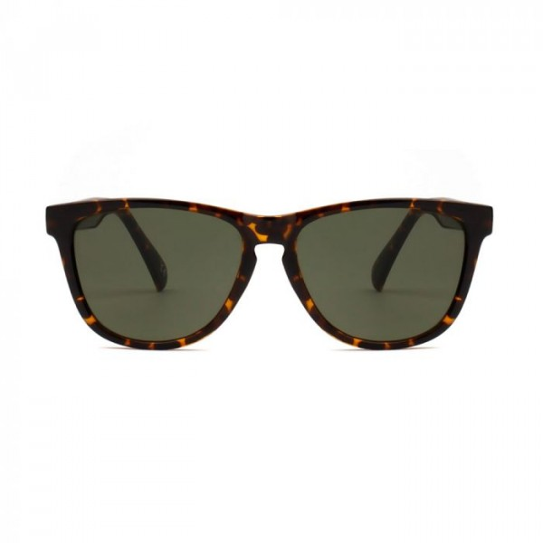 A. kjærbede solbriller, mate, brun tortoise fra a. kjærbede fra superlove