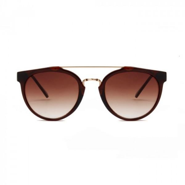 a. kjærbede – A kjærbede solbriller, posh, brown fra superlove