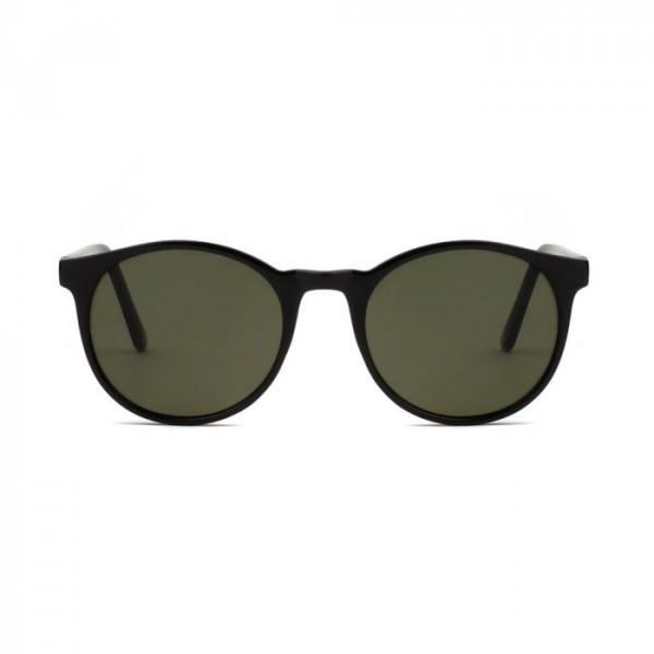 a. kjærbede A kjærbede solbriller, marvin, sort på superlove