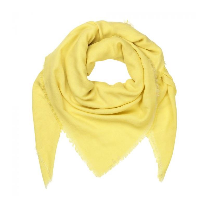 Beck söndergaard tørklæde, mill, gul fra beck söndergaard fra superlove