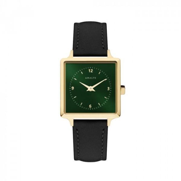 amalys Amalys ur, iris, guld/grøn/sort på superlove
