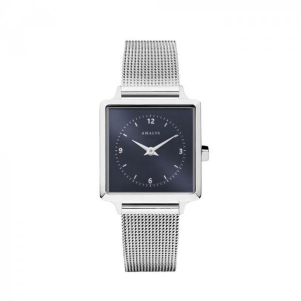 amalys Amalys ur, chloé, sølv/blå på superlove