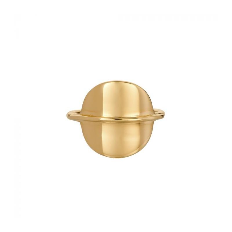 pernille corydon Pernille corydon ring, eclipse, guld - størrelse - 55 på superlove