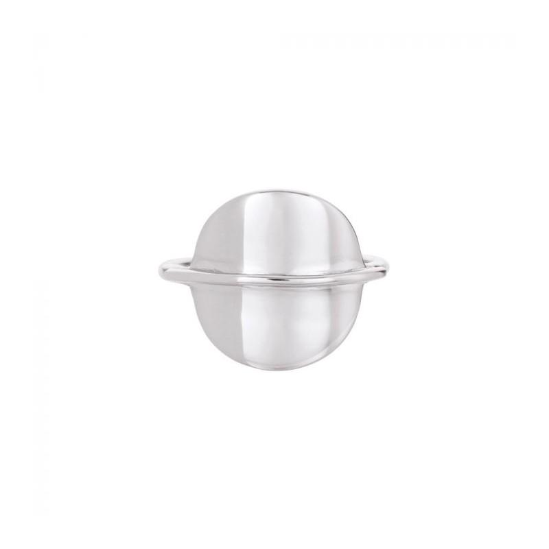 pernille corydon – Pernille corydan ring, eclipse, sølv - størrelse - 55 på superlove