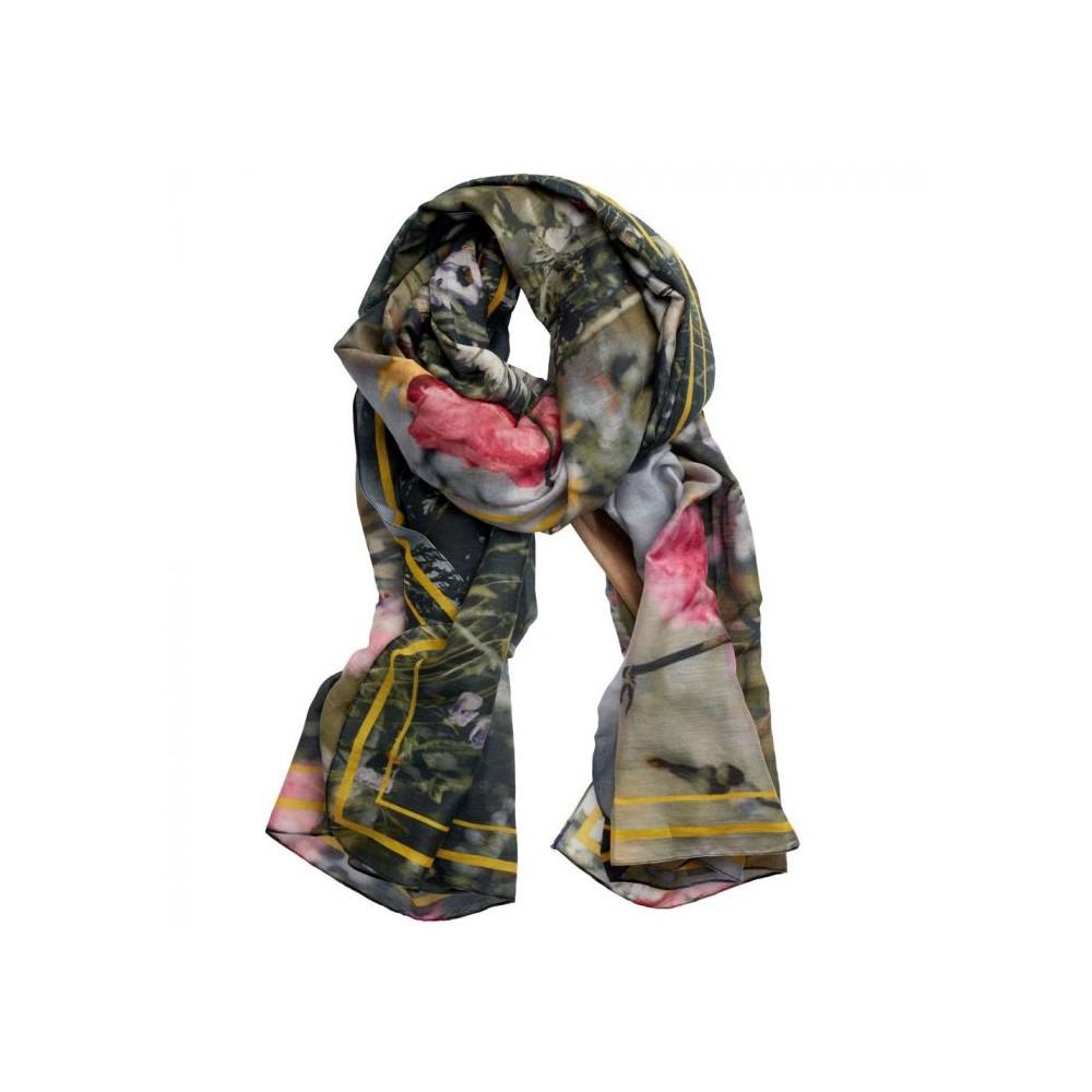 inspired by – Inspired-by tørklæde, flower field fra superlove