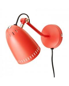 Superliving Væglampe, Mat Dynamo 345, Tomato