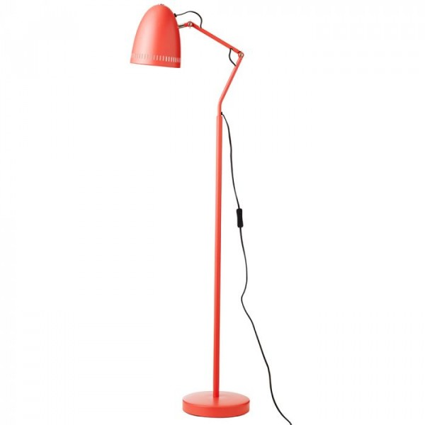 Superliving Gulvlampe, Dynamo, Tomato Superliving lampe