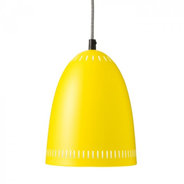 Superliving Lampe, Dynamic, Mat Yellow