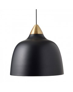 Superliving Lampe, Urban Mega, Mat Real black
