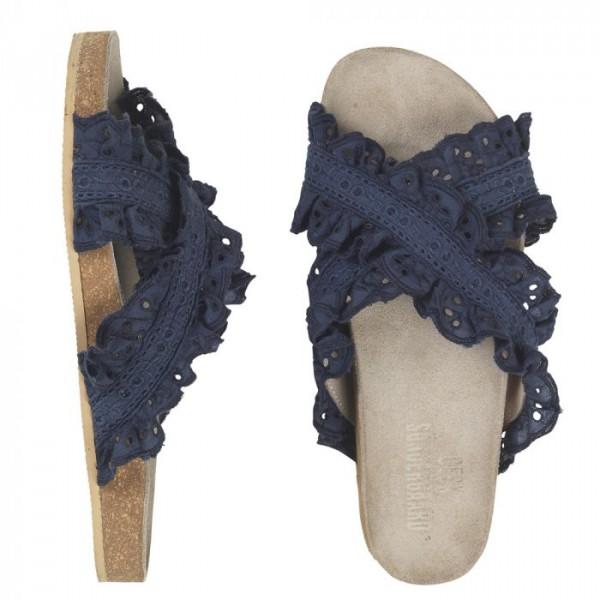 beck söndergaard Beck söndergaard sandaler, angla, blå - størrelse - 40 fra Edgy.dk