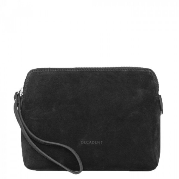 Image of   Decadent Makeup Pung, Hannah, Suede Black