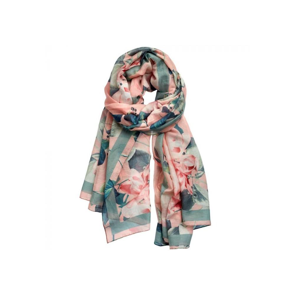 Inspired-by tørklæde, rose fra inspired by fra superlove