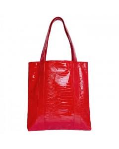Hvisk Taske, Cayman Shopper, Rød