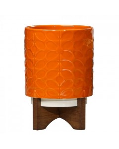 Orla Kiely Potteskjuler, 60s Stem, Orange