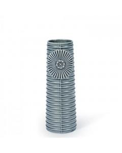 Finnsdottir Vase, Pipanella Lines Medium, Grå