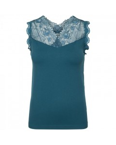 Minus Top, Vanessa High Neck, Stargazer Green
