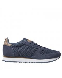 Woden Sneakers, Ydun Mesh NSC, Stone Blue
