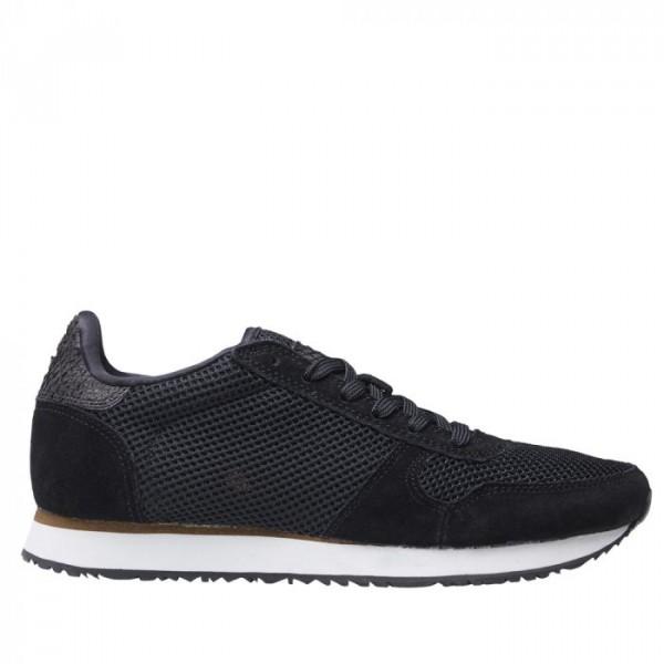 Woden Sneakers, Ydun Mesh NSC, Black