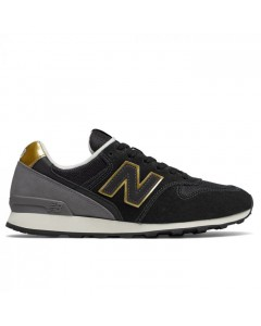 New Balance Sneakers, 996, Sort/Guld