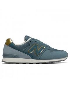 New Balance Sneakers, 996, Blå/Guld