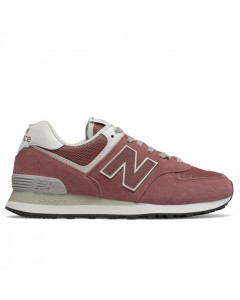 New Balance Sneakers, 574, Dark Rose