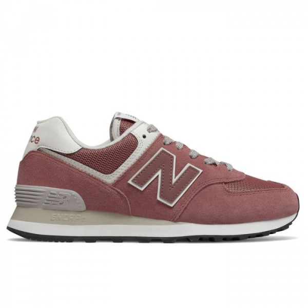 New Balance Sneakers, 574, Dark Rose - Størrelse - 38