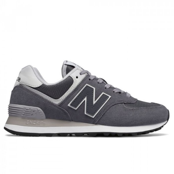 New Balance Sneakers, 574, Grey Crd - Størrelse - 37