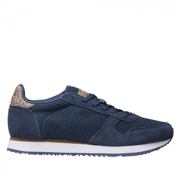 Woden Sneakers, Ydun Mesh NSC, Navy