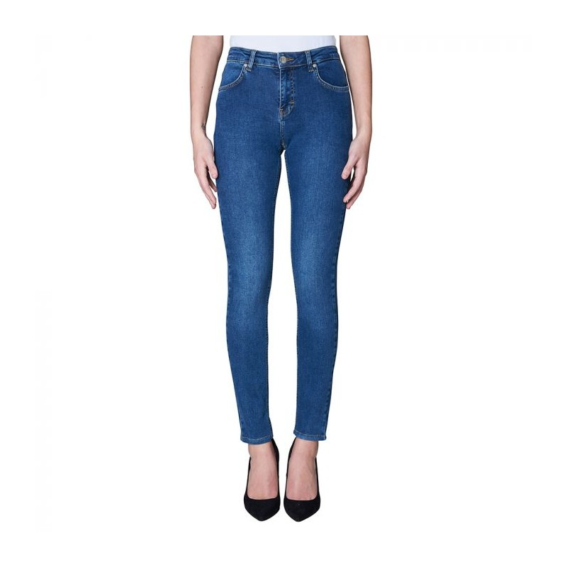 Image of   2nd ONE Jeans, Nicole 893, Blå