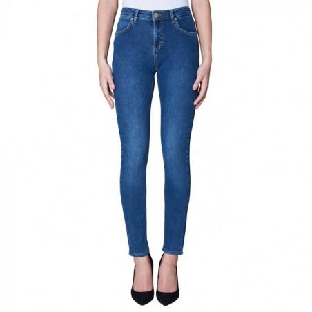 2nd ONE Jeans, Nicole 893, Indigo Flex front