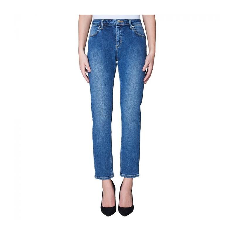 Image of   2nd ONE Jeans, Noora 109, Blå