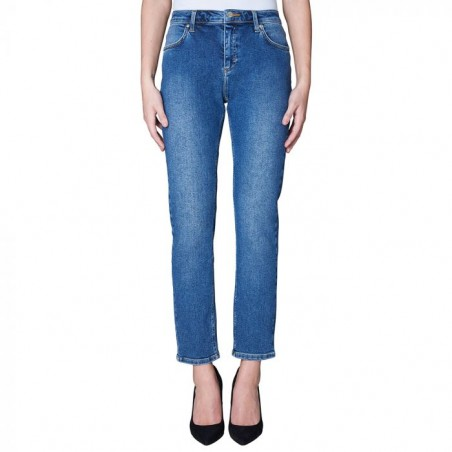 2nd ONE Jeans, Noora 109, Ocean Blue front