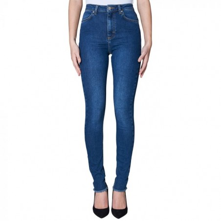 2nd ONE Jeans, Amy 893, Raw Indigo front