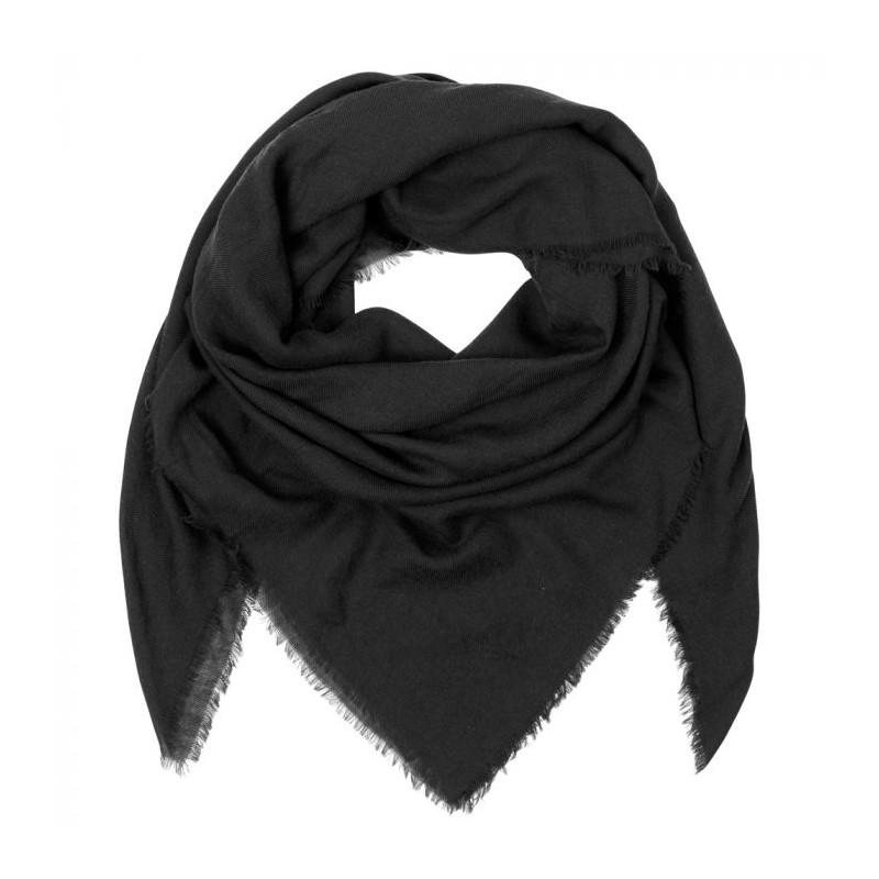 beck söndergaard – Beck söndergaard tørklæde, mill, sort fra superlove