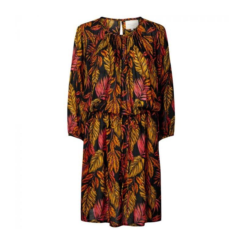 lollys laundry Lollys laundry kjole, loui, multi - størrelse - xs fra superlove
