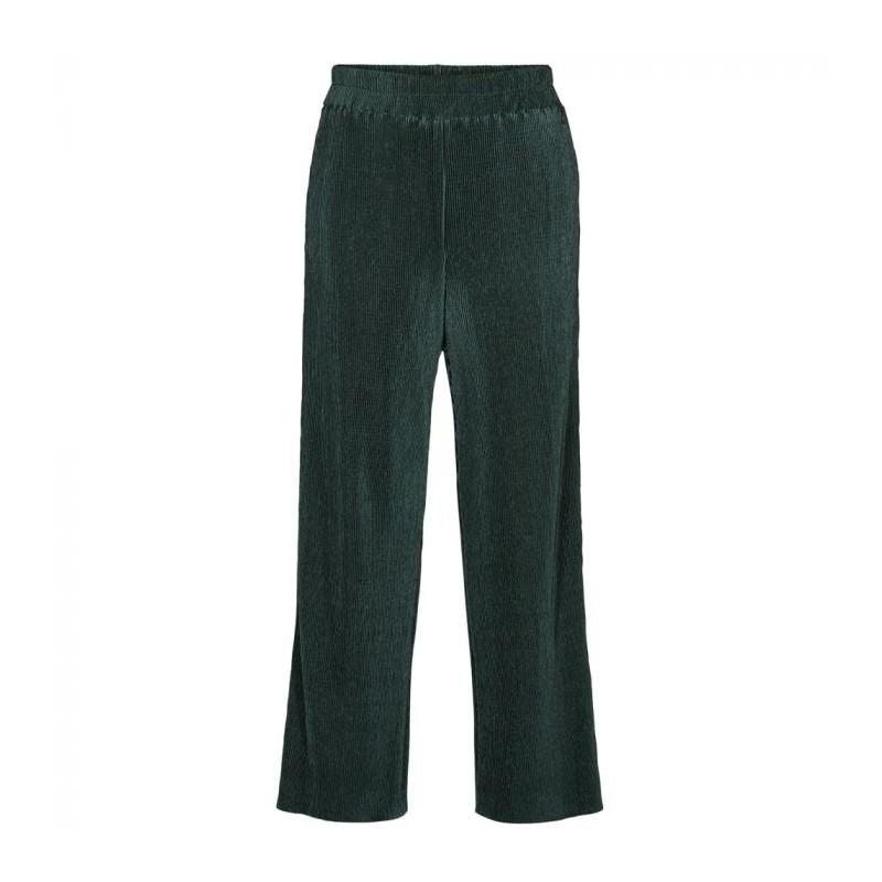 nümph – Nümph bukser, new damiana, mørkegrøn/hvid - størrelse - 36 fra superlove