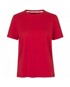 Stig P T-shirt, Ella Organic, Rød