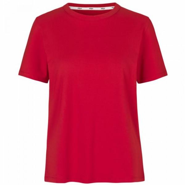 Stig p t-shirt, ella organic, rød - størrelse - l fra stig p fra superlove