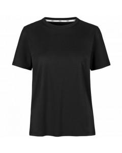 Stig P T-shirt, Ella Organic, Sort