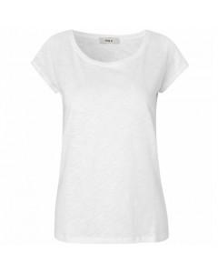 Stig P T-shirt, Liu Organic, Hvid